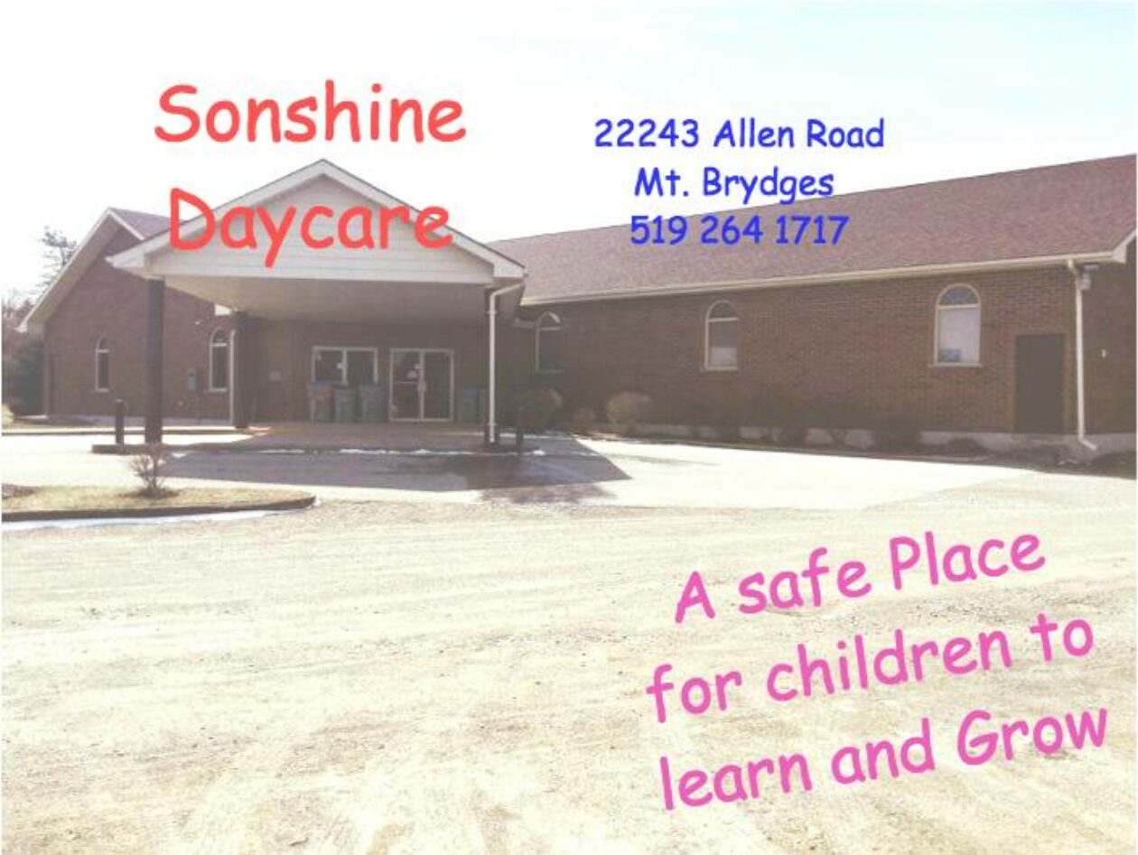 Sonshine Day Care